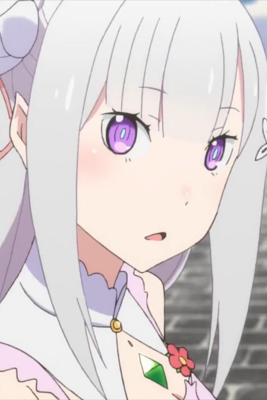 Emilia closeup
