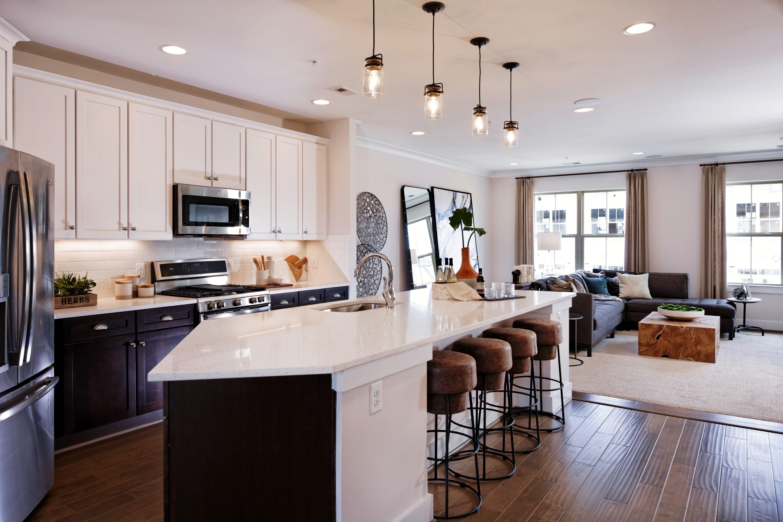Large Volume Multifamily/Condo $800,000 $849,999 Company: Craftmark Homes  Model: Washington At
