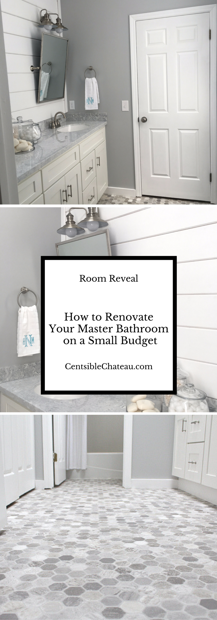 How To Remodel Your Master Bathroom On A Budget Pinterest Master - Upscale bathroom remodels