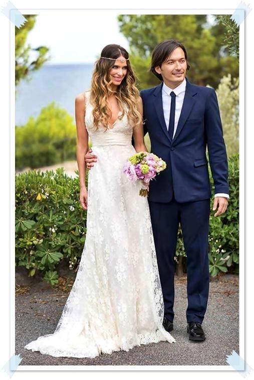 vestido de novia vanesa romero | vestidos de novia | pinterest