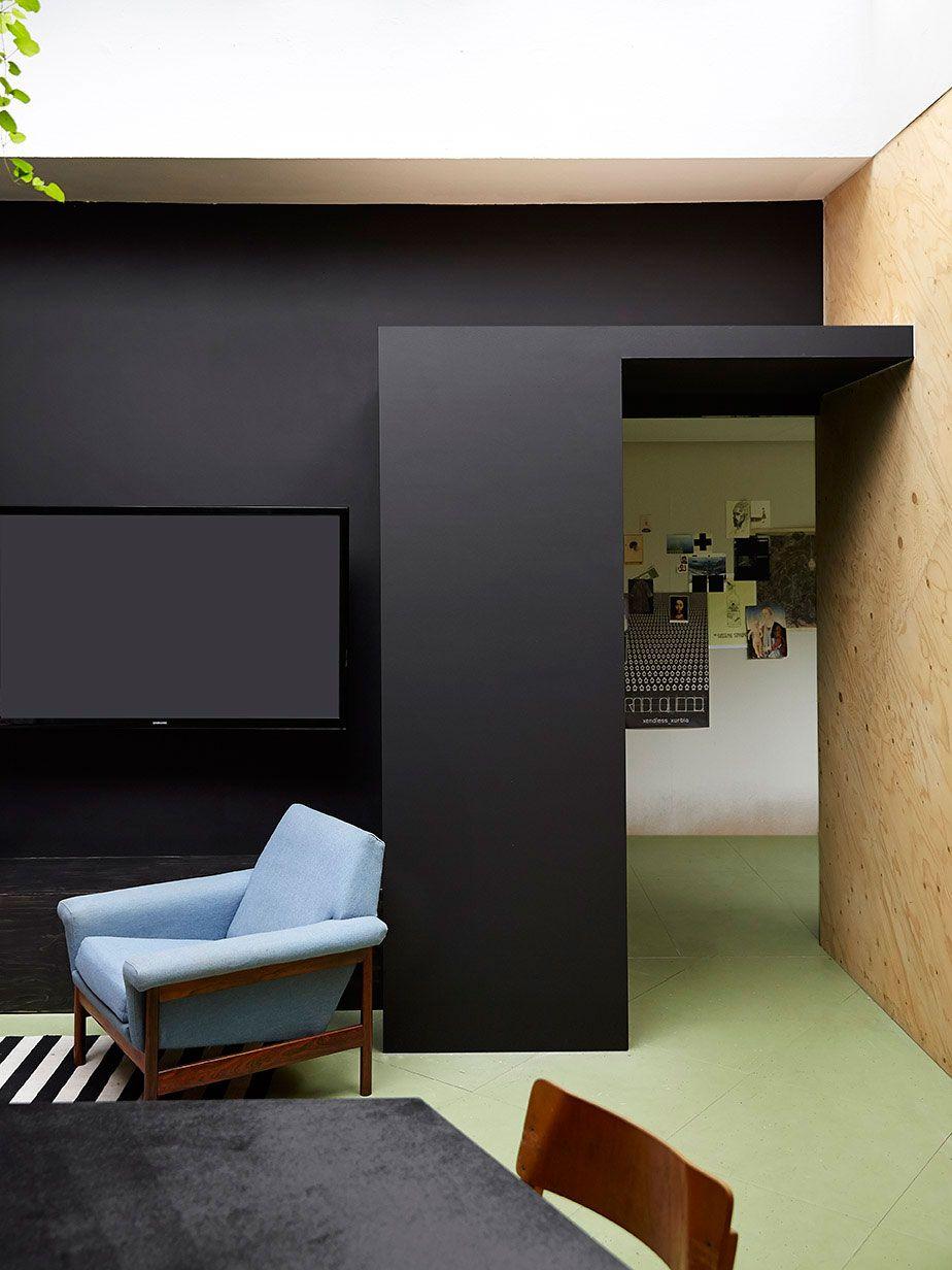 Random Studio Amsterdam Office Designed by X+L.
