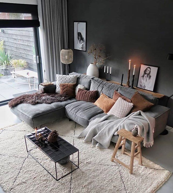"INTERIOR ARCHITECTURE on Instagram: ""#scandinaviandesign #bohemian #modern #interior123 #interior4all #interiorinspiration #interiors#interiordesign #interiordesigner…"""