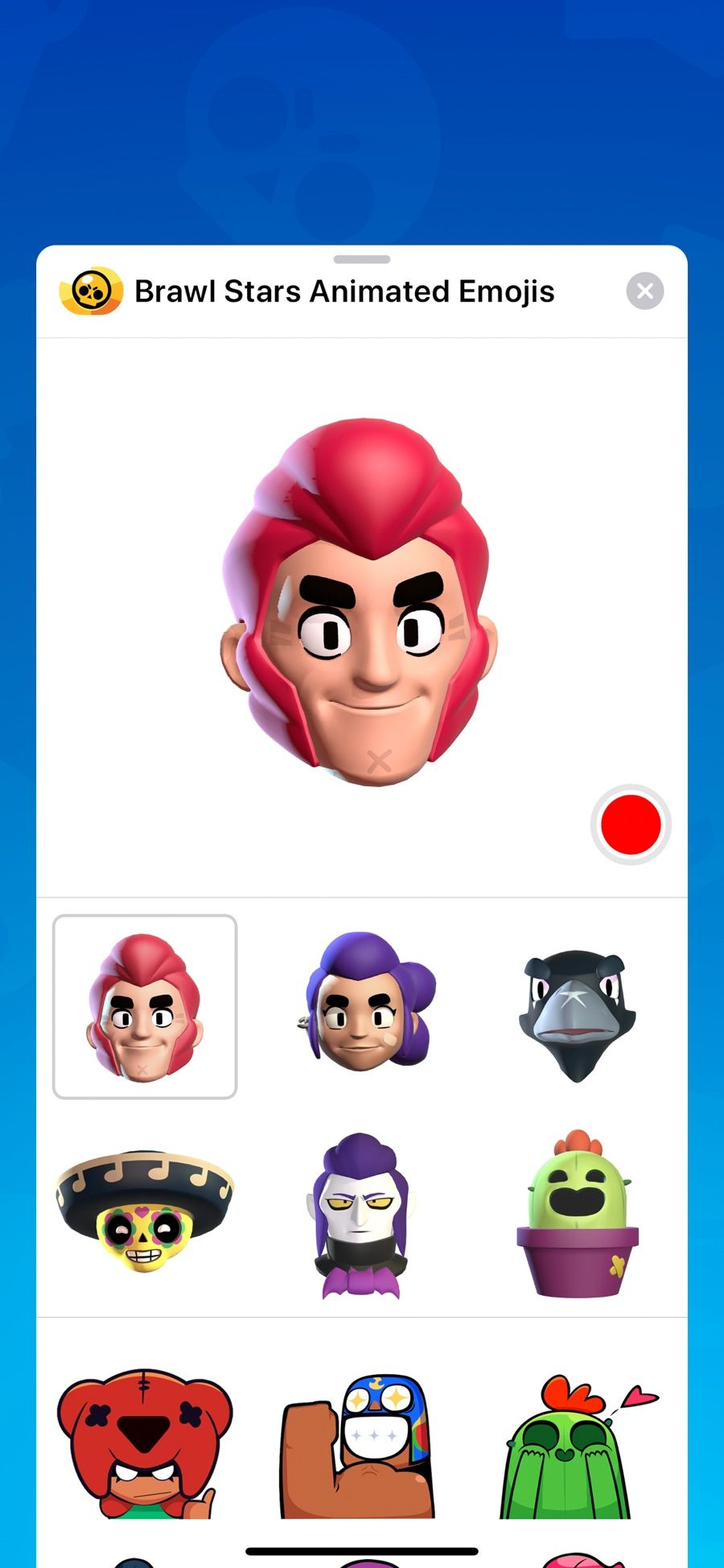 ‎Brawl Stars Animated Emojis on the App Store in 2020