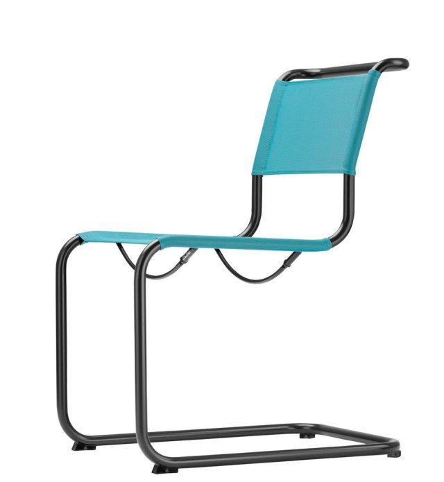 Bauhaus reloaded Thonet präsentiert farbenfrohe