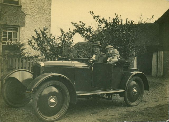 1921 Vintage Cars Rover 8