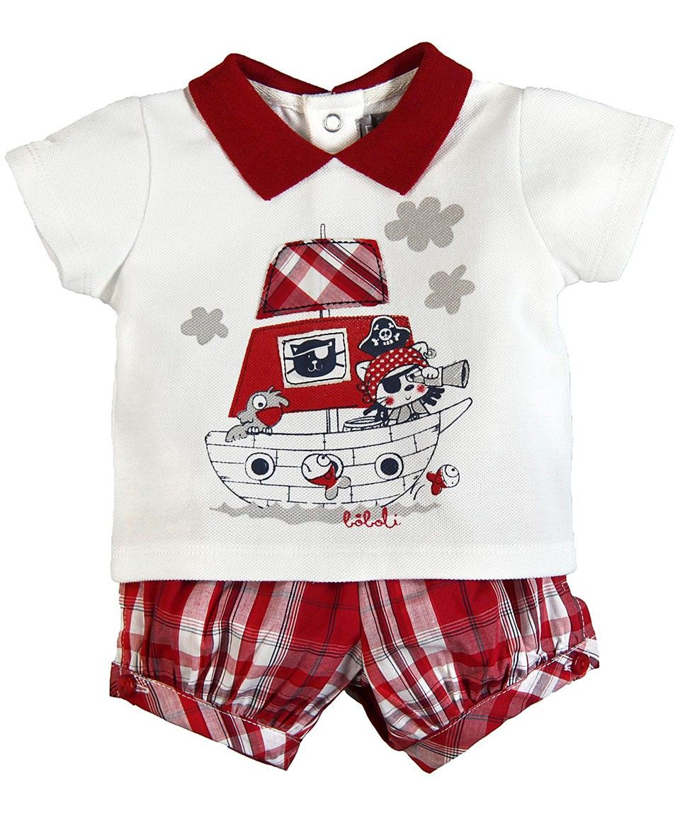 Set 2 Piezas Boboli Ninos Pinterest Kids Patterns Babies And