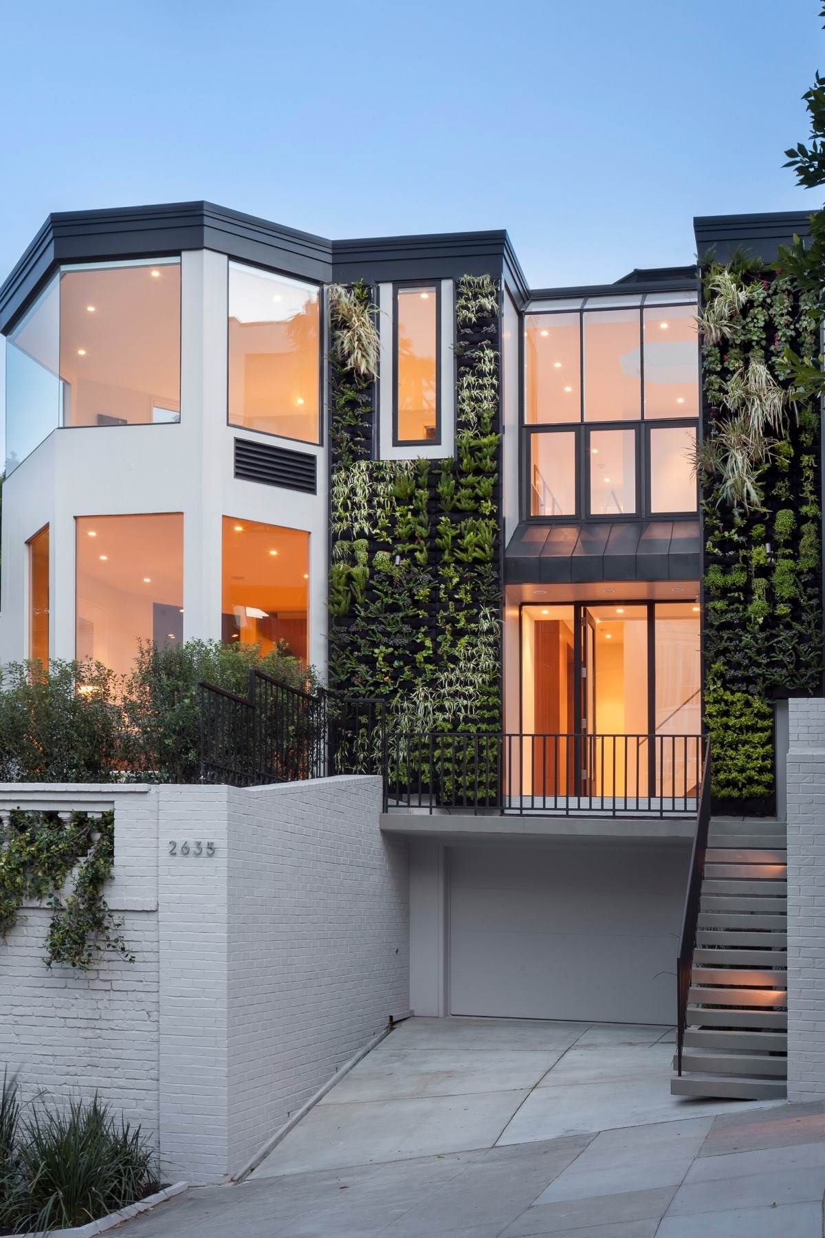 Modern Townhouse Townhouse Designs San Francisco: 2635 Broadway St San Francisco, California, United States – Luxury Home For Sale