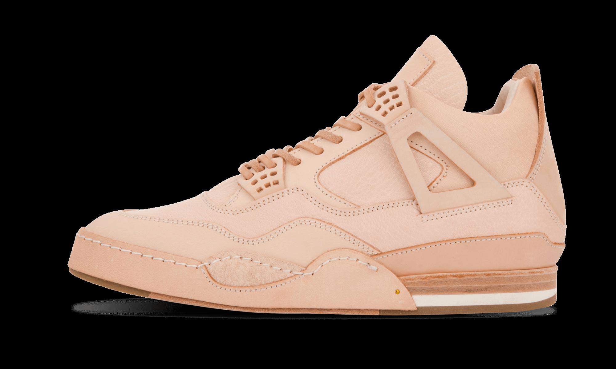 Air jordans, Jordan 4, Leather