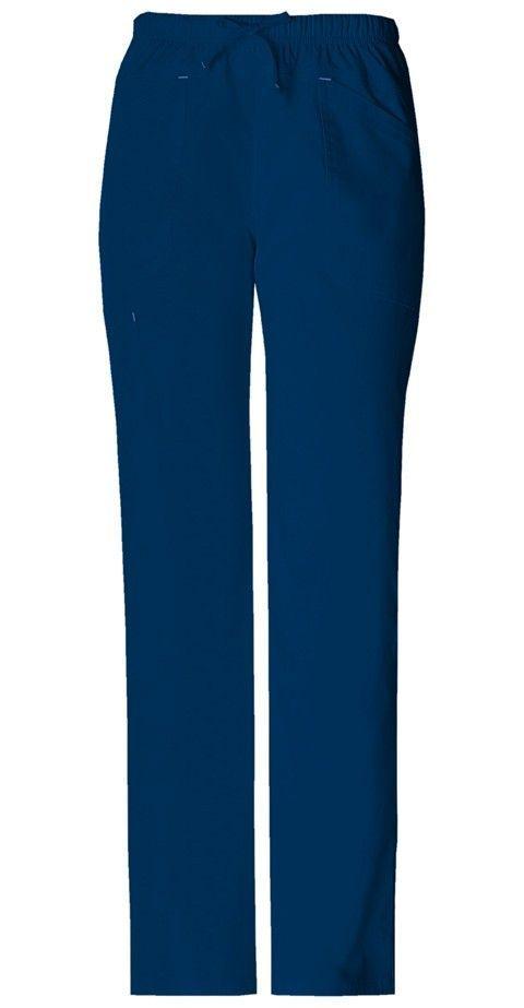 Women's Workwear Core Stretch Drawstring Pant - Navy