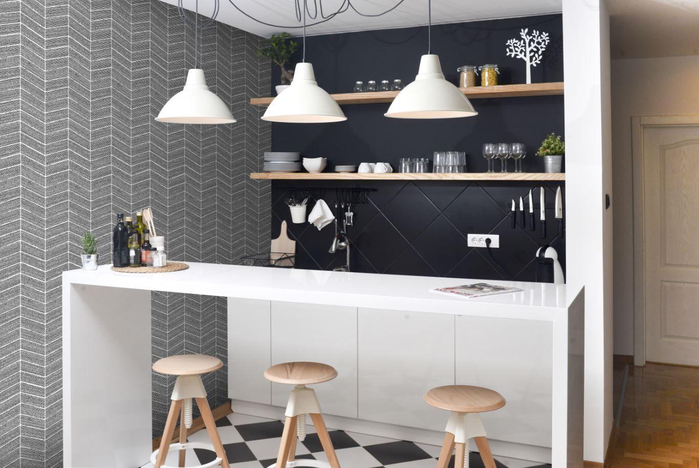 Como dise ar una cocina en un espacio peque o casa dise o for Como disenar una cocina en un espacio pequeno