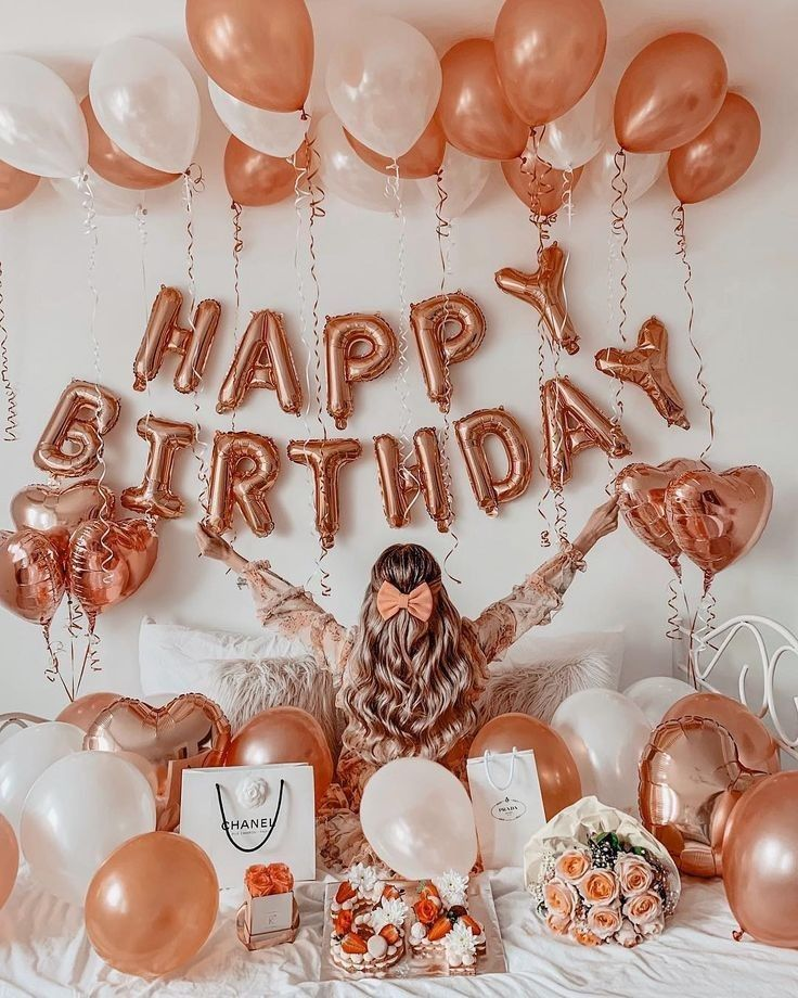 Happy birthday in 2020 happy birthday balloons 21st