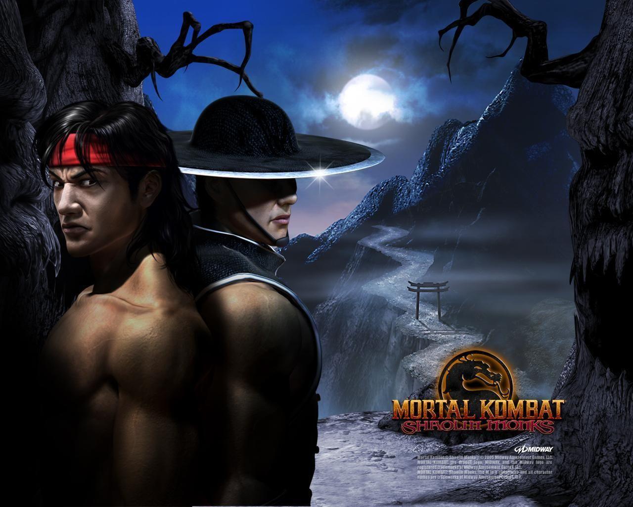 Mortal Kombat Wallpaper Mk Shaolin Monks Shaolin Monks Mortal Kombat Shaolin Monks Mortal Kombat