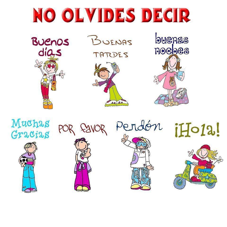 Pin De Marcela Chaves Arce En Fraces Y Fotos Jorge Leoni Buenos Modales Decir No Educacion Emocional