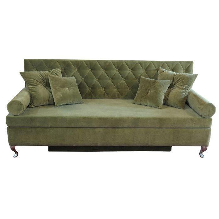 happybarok baroque 3 seater sofa bed reviews wayfair. Black Bedroom Furniture Sets. Home Design Ideas
