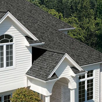Best Duration® Premium Cool Shingles Harbor Fog Architectural 640 x 480