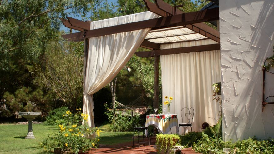 Designer picks Tents and canopies for backyard shade & Designer picks: Tents and canopies for backyard shade | Canvas ...