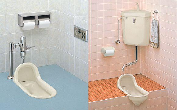Washiki Japanese Squat Toilet Ide Kamar Mandi Dekor Kamar Mandi Kamar Mandi