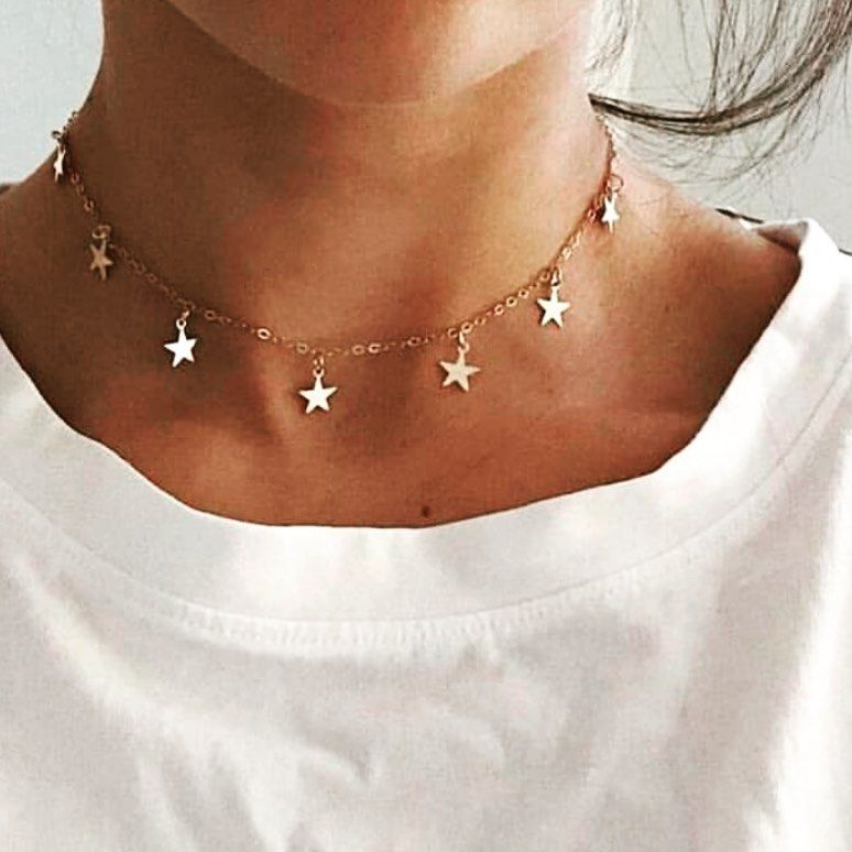 Vsco On Instagram Vsco Girly Aesthetic Trendy Tumblr Pintrest Lake Goodvibes Follow Beach Trendy Necklaces Trendy Jewelry Cute Necklace