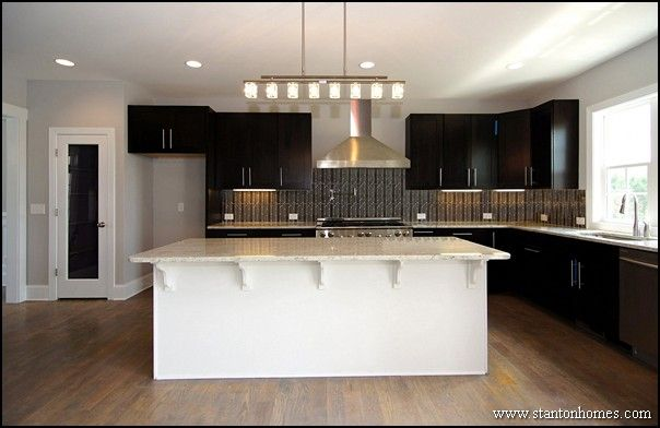 everything an at home professional cook could want extra large kitchen island with bar seating. Black Bedroom Furniture Sets. Home Design Ideas