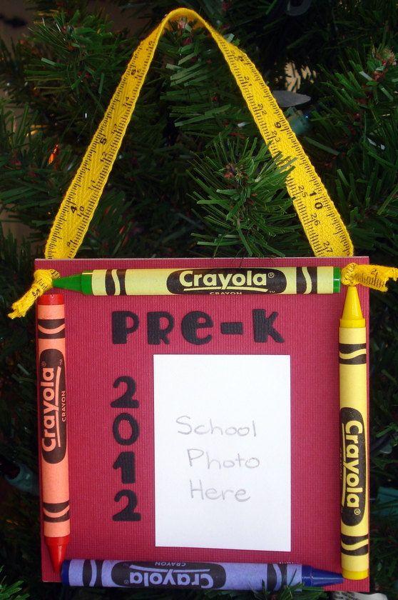 Pre-k homemade christmas gifts