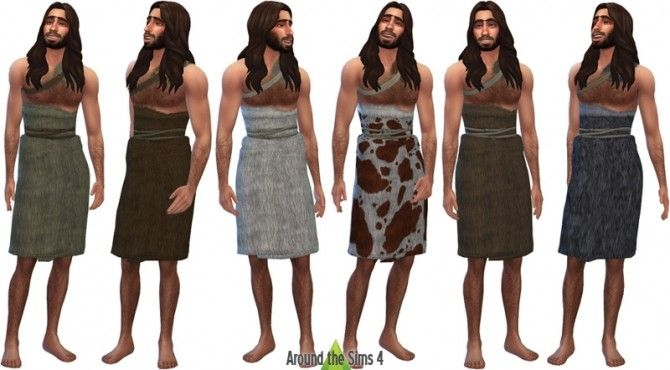 History Challenge Cc Prehistoric Objects Outfits At Around The Sims 4 Sims 4 Updates Around The Sims 4 Sims 4 Sims