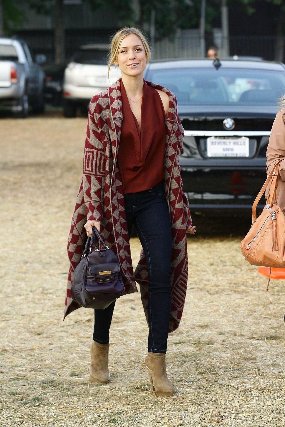 Kristin Cavallari Fall Style