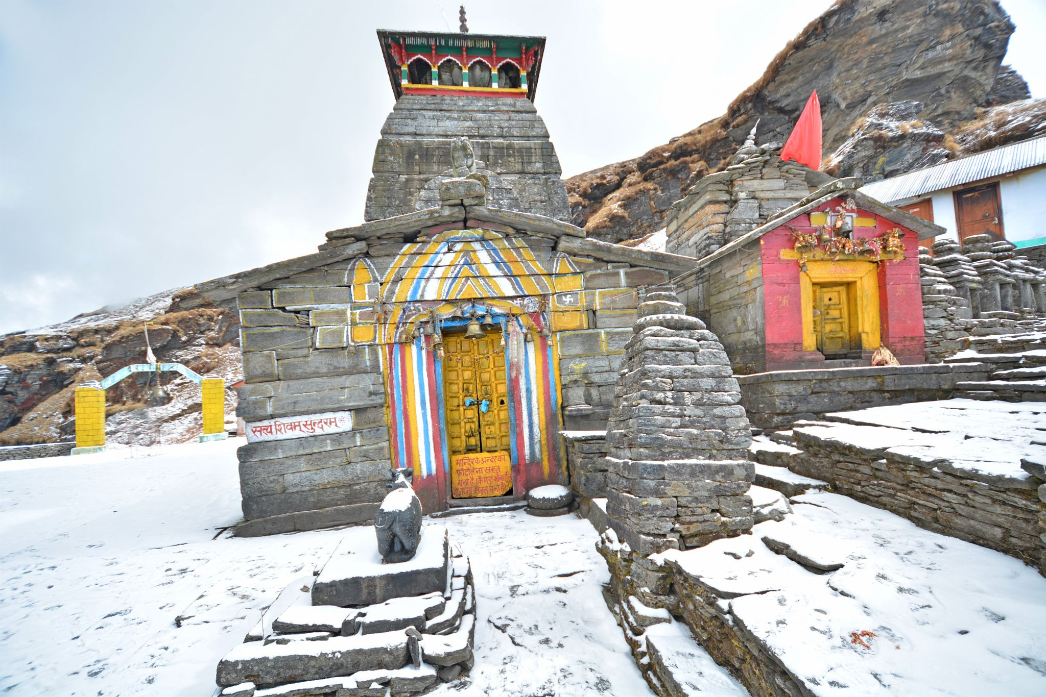 Tungnath Temple by Aman Chotani Tungnath Temple ...