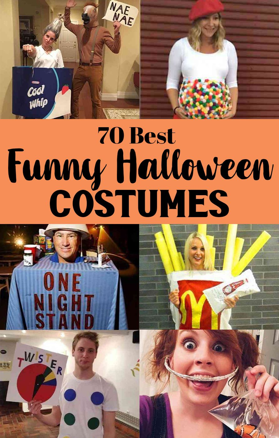 70 Best Funny (And Punny!) Halloween Costumes Ideas For ... |Best Halloween Pun Costumes