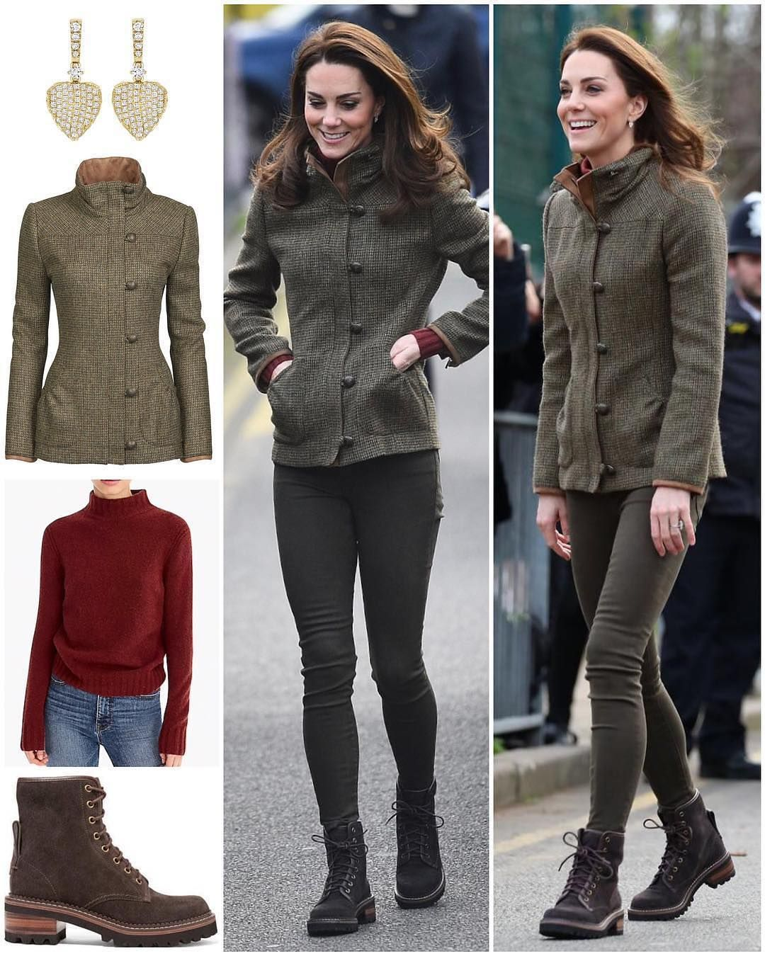 Make Me Royal On Instagram Posted Withrepost Katemidleton Today The Duchess Of Kate Middleton Style Outfits Kate Middleton Outfits Princess Kate Style