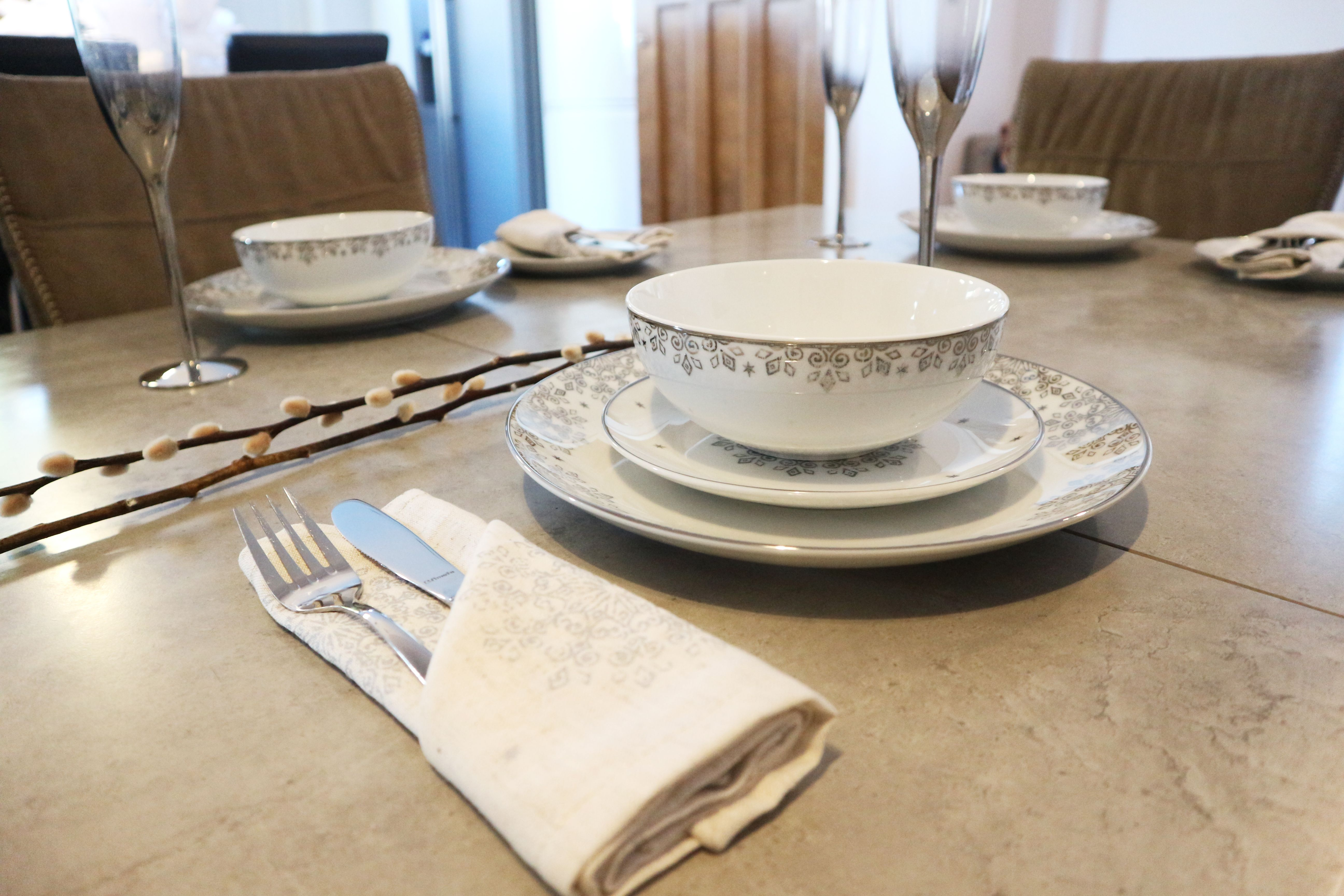 Come Dine With Matalan Dining Matalan Dinner Table