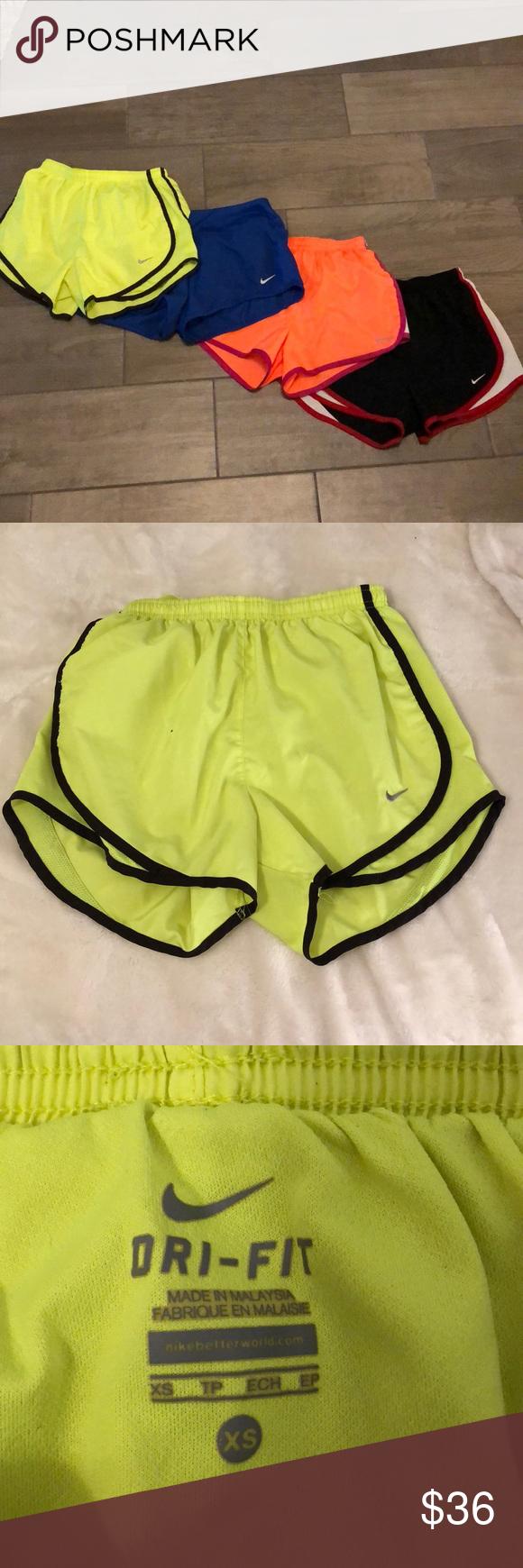 nike shorts bundle