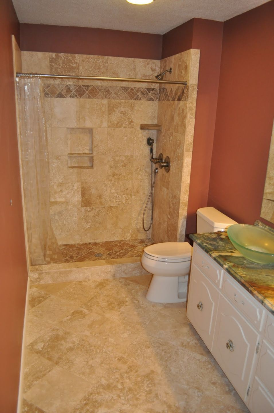 Small Bathroom Stand Up Shower Ideas Want To Know More Click On