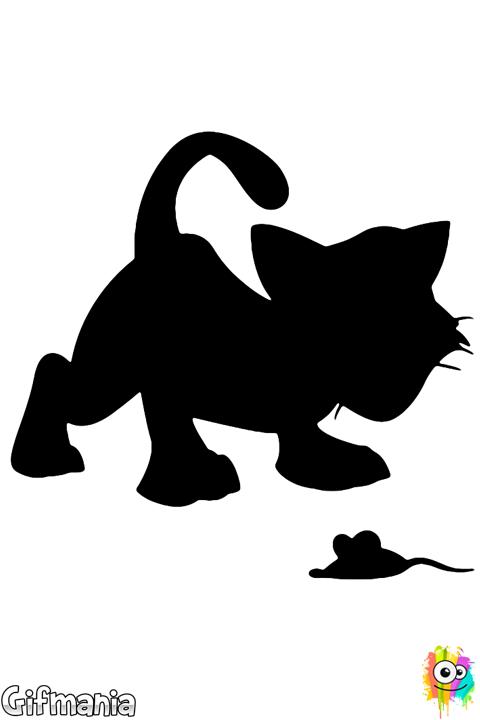 cat #pet #animal #drawing | Gatos | Pinterest | Gatito para colorear ...