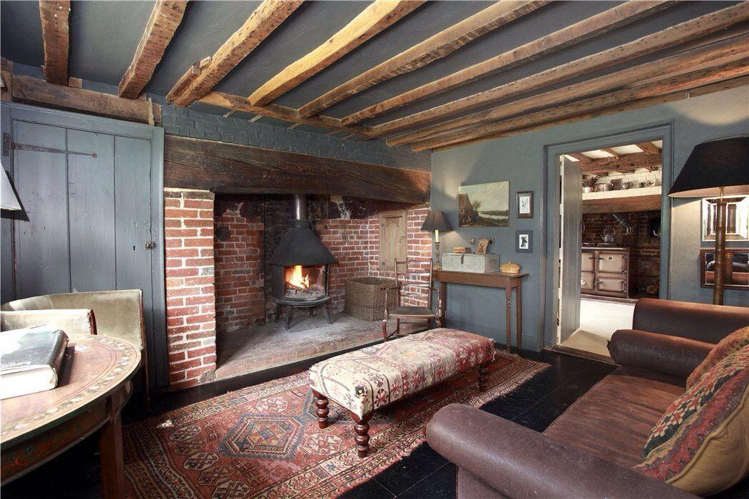 Snug Room Design Ideas Part - 42: Cottage Ideas