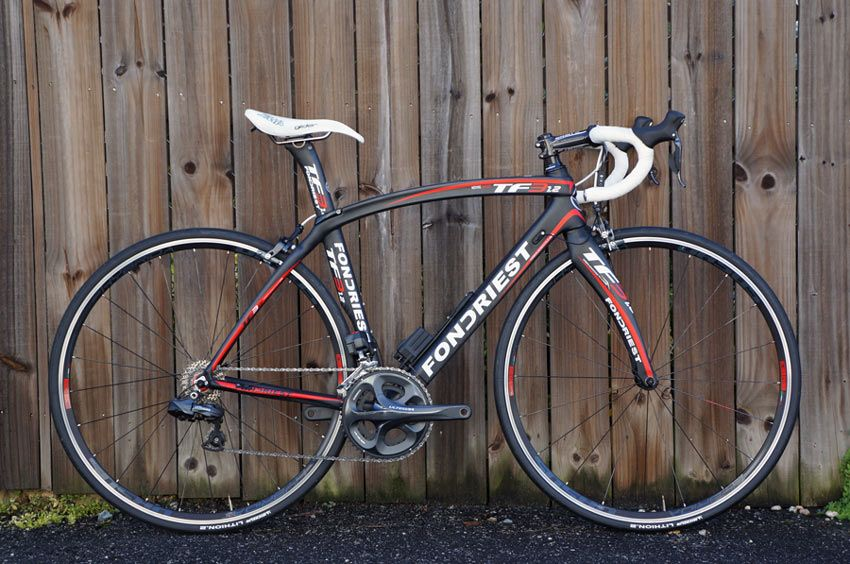 9b4c000a1 Review  Fondriest TF3 1.2 Road Bike W  Ursus Hybrida Alloy Wheels ...