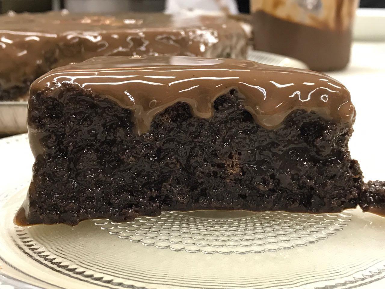 Bolo Molhadinho De Chocolate Receita Bolo Molhado