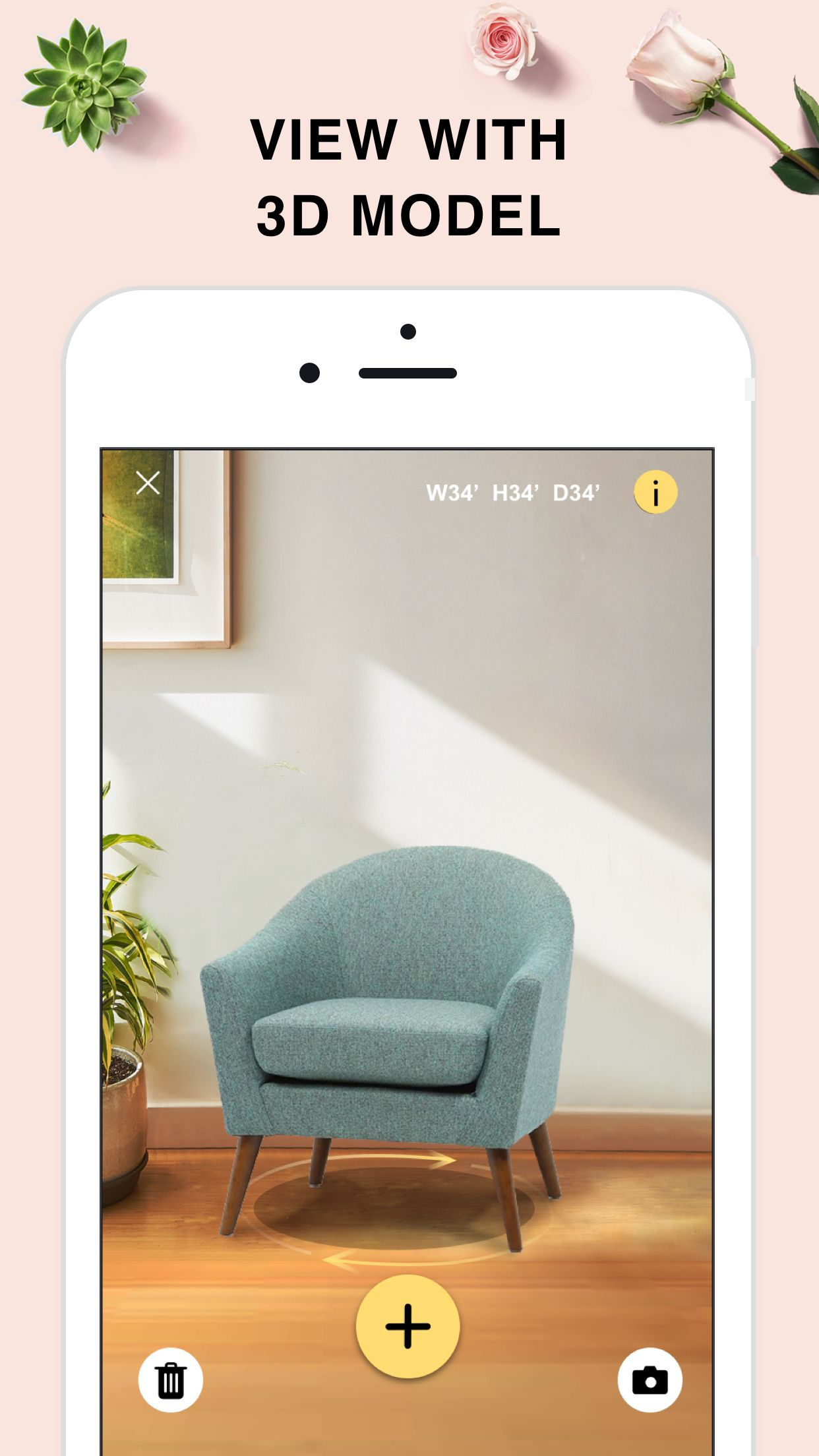 3d Model In One Free Ar Design App That Makes Your Home