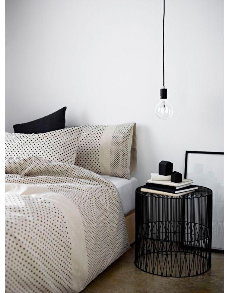 Mooi voor naast je bed: deze hanglampen - Hanglampen, Slaapkamer en ...