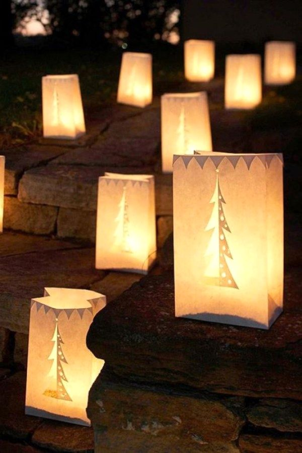 Easy DIY Outdoor Lighting designs you can do for your next project