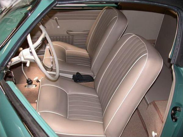 Vw Karmann Ghia Interior And Upholstery Karmann Ghia Vw Karmann Ghia Vw Karmann