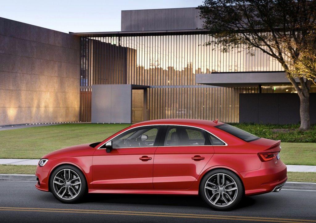 Audi S3 Sedan 2015 Con Potencia De 300 Cv Que Le Permite Conseguir 100kms H En 5 Segs Sedan Audi Autos