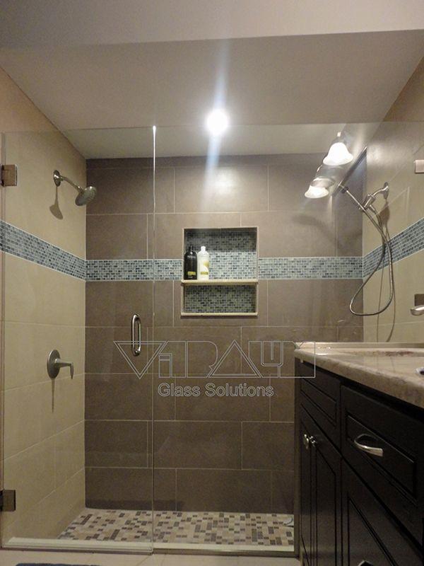 Genial Frameless Shower Enclosures Orlando, Bathroom Shower Doors, Shower  Enclosures Orlando, Shower Doors Orlando Florida | Inline Showers |  Pinterest | Frameless ...