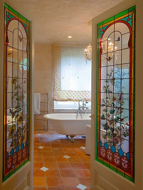 Icon Of New Stained Glass Internal Doors In Edwardian And Victorian