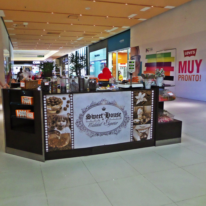 Bienvenido Sweethouse A Terrazasdemayo Shopping