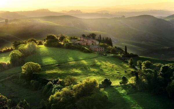 اقليم توسكانا في إيطاليا Tuscany Tuscany Italy Italy