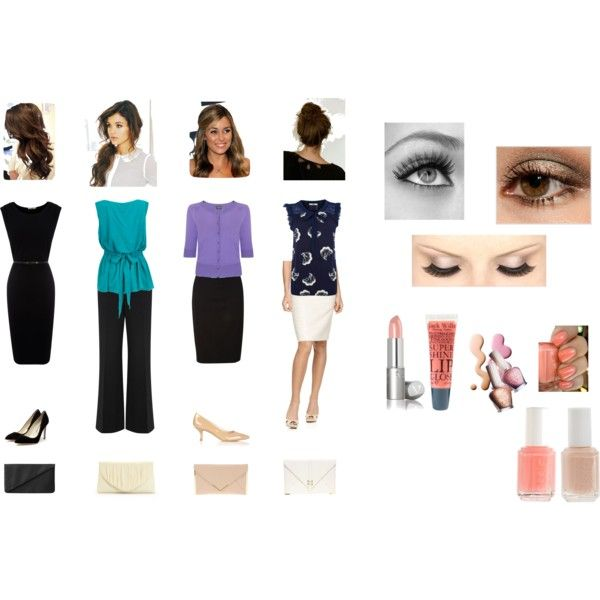 Interview Style, created by missimo on Polyvore