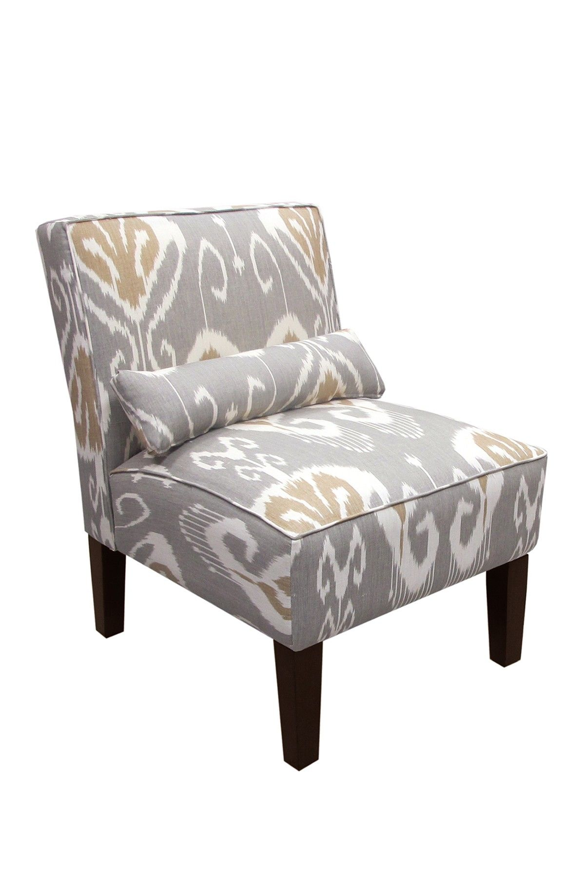 Desert Flower Chair Floral Accent Chairs Upholstered Chairs