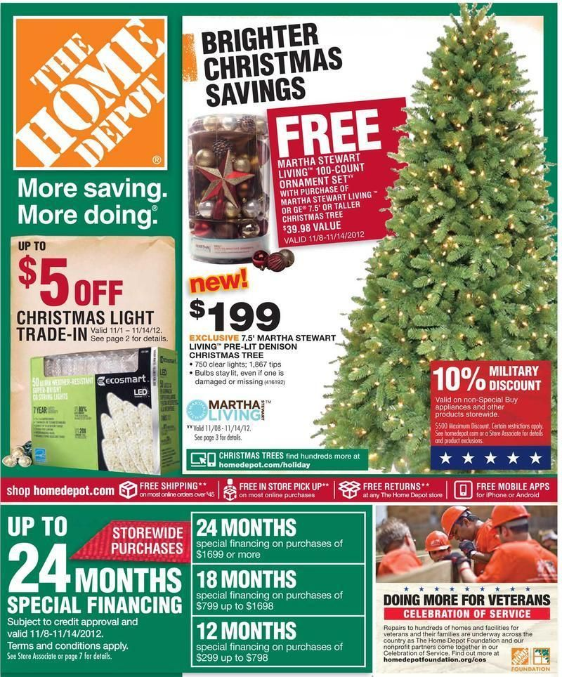 Home Depot Pre Black Friday 2012 Ad Blackfriday Pre Black Friday Sales Black Friday Black Friday Ads