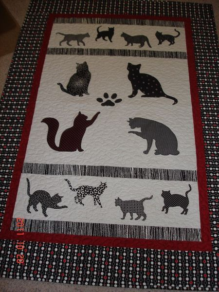 Another Cool Cat Quilt Is There A Pattern For This Quilt Thanks