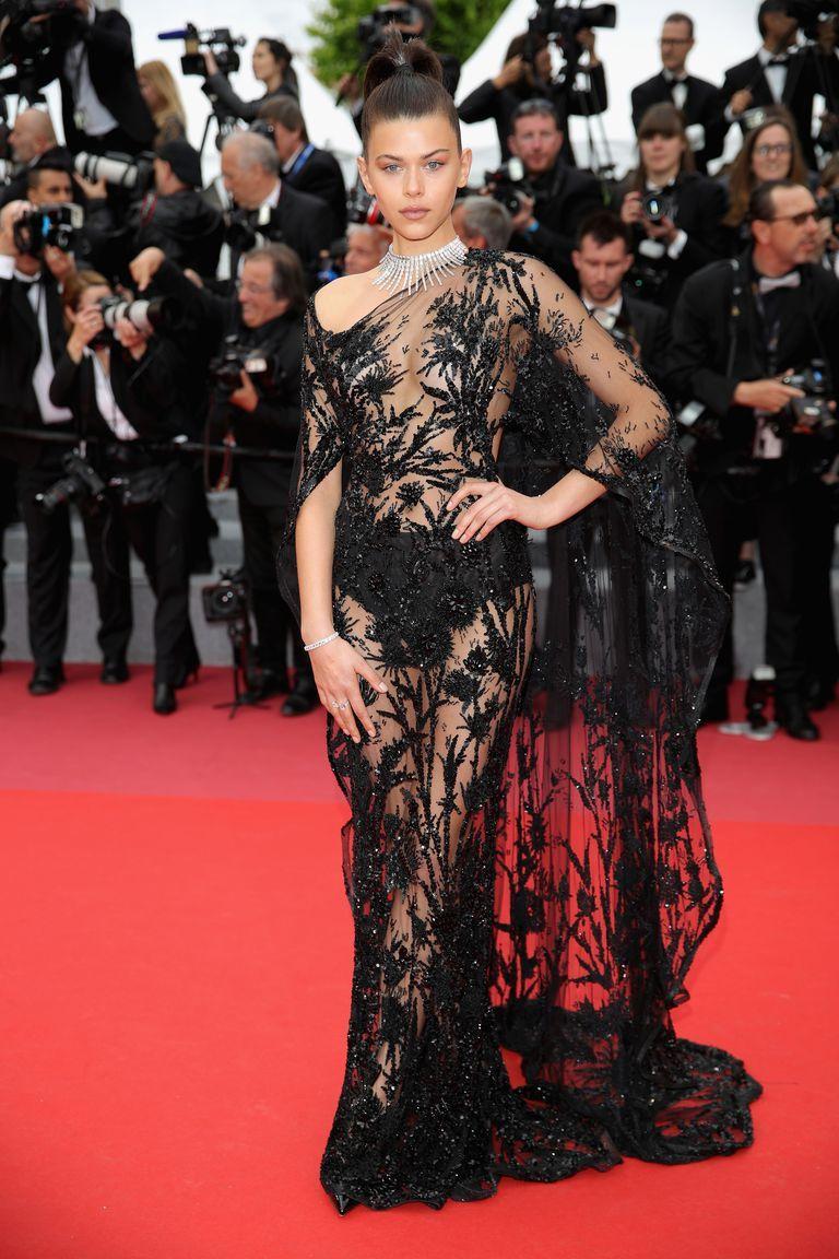 1f7849c438f5 The Best Red Carpet Looks From the 2018 Cannes Film Festival Vestiti Per Il  Tappeto Rosso